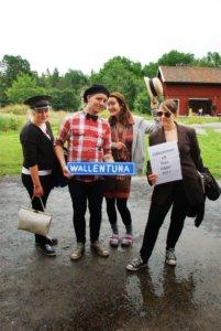 Frilufts- & Seglarläger - FS1 @ Vässarö